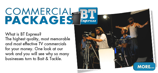 TV Commercial Packages